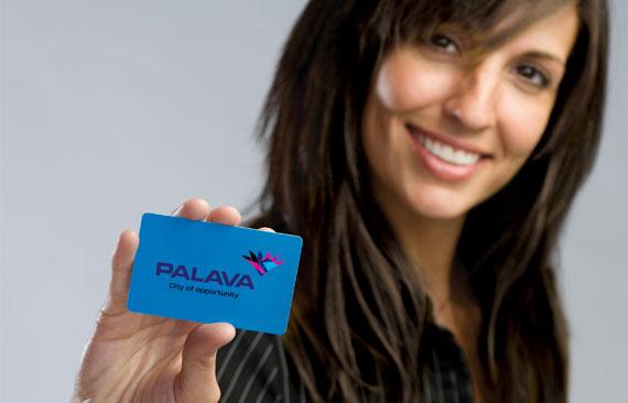 Palava Smart Card