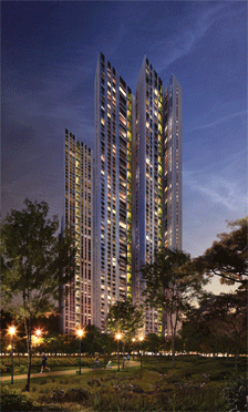 Lodha Group in New Cuffe Parade