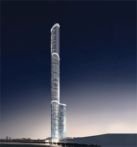 The World Towers by Lodha Group