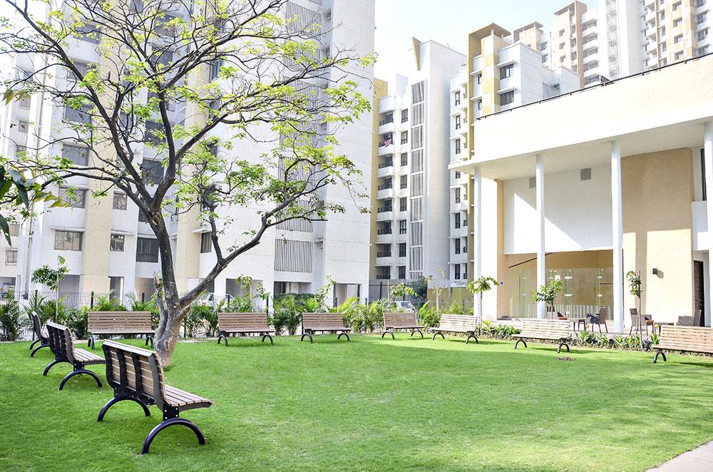 Green Spaces at Palava