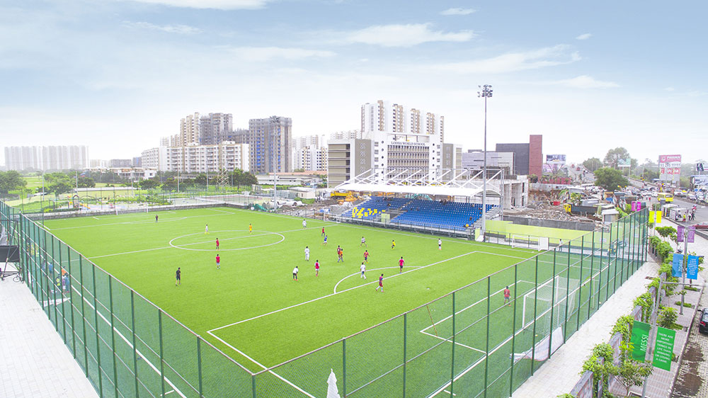 Palava's Football Ground