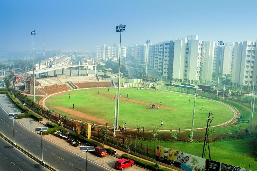 Palava's Cricket Ground