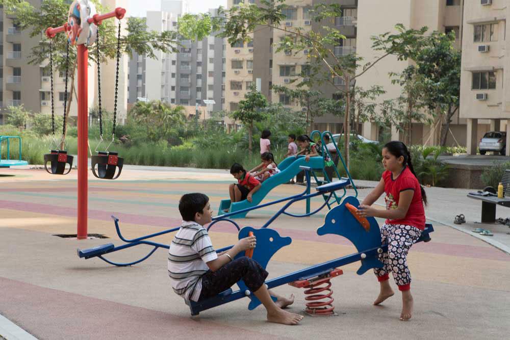 Playgrounds at Palava