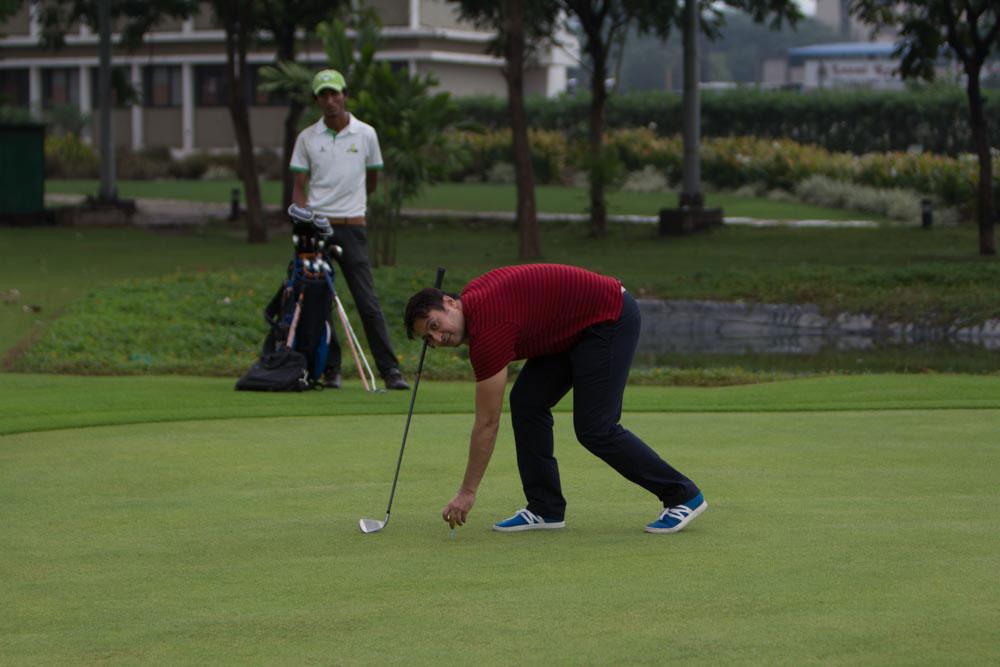 Golf Course at Palava